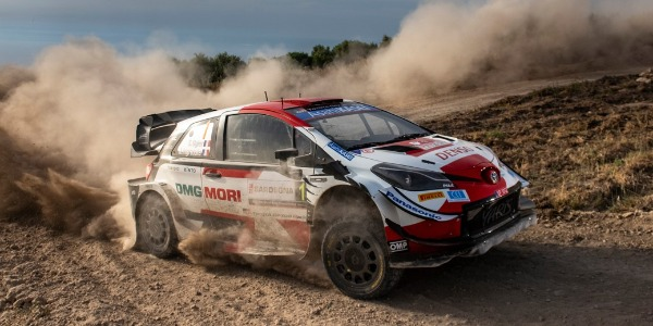 Sebastien Ogier gana el Rally de Italia - Cerdeña WRC 2021