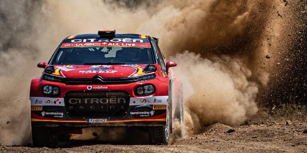 Doblete del Rallye Team Spain en el WRC3 en el Rally de Italia