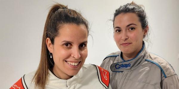 Jasmina y Deborah