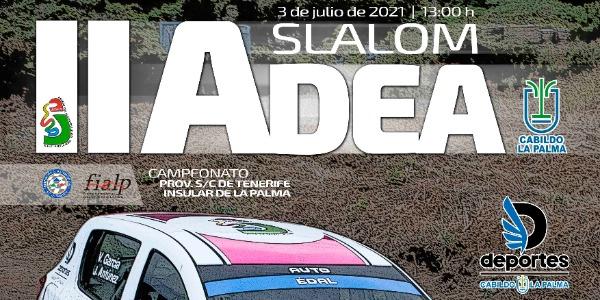 II Slalom ADEA 2021