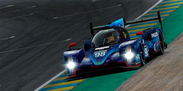 MSi eSports del Motor & Sport Institute