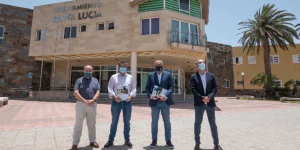 Santa Lucía vuelve a integrarse en el recorrido del Islas Canarias