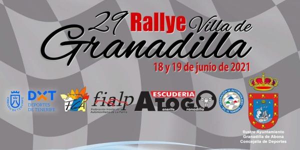 Rallye Villa de Granadilla 2021