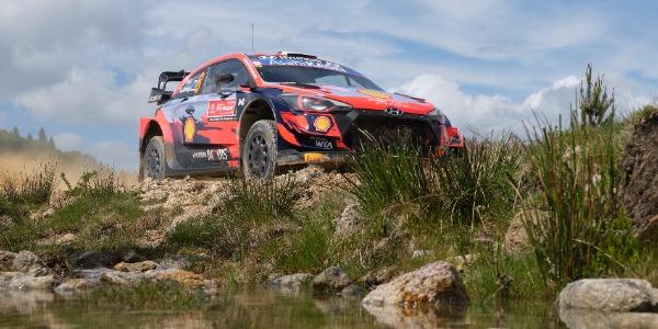 Hyundai Motorsport de camino al Rally de Kenia WRC 2021