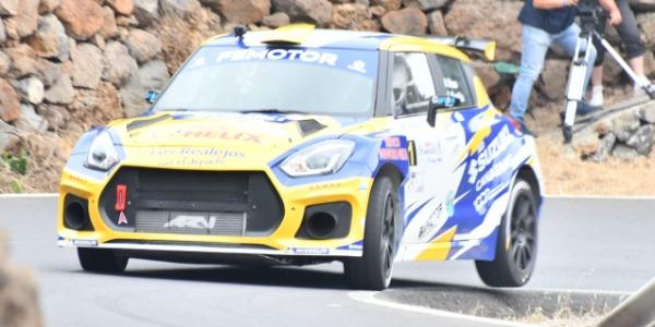 Mesa - Bonilla, vencedores del Rallye Villa de Granadilla 2021