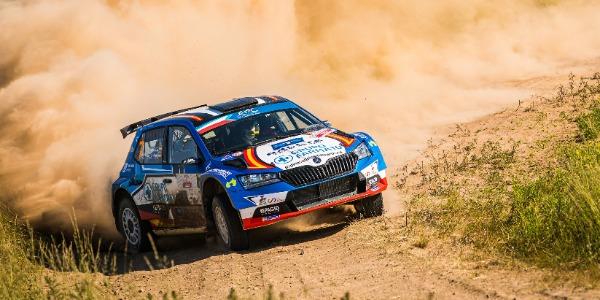Satisfactorio Rally de Polonia para Rallye Team Spain