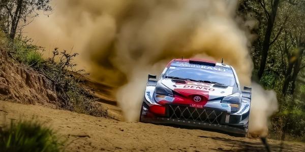 Ogier gana en el regreso del Rally de Kenia al WRC 2021