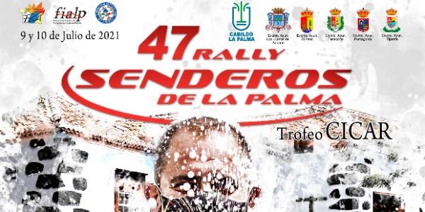 Rally Senderos de La Palma