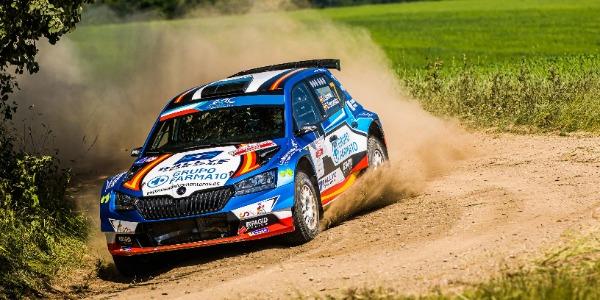 El Rallye Team Spain a por el Rally Liepaja ERC 2021
