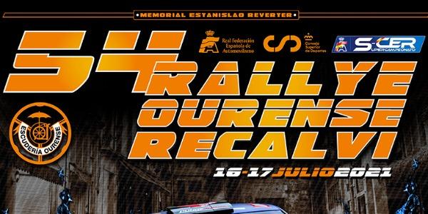 Rallye de Ourense 2021