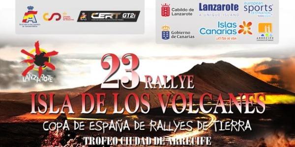 Rallye de Tierra Isla de Los Volcanes 2021