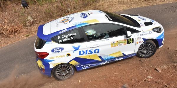 Ford Fiesta Rally4