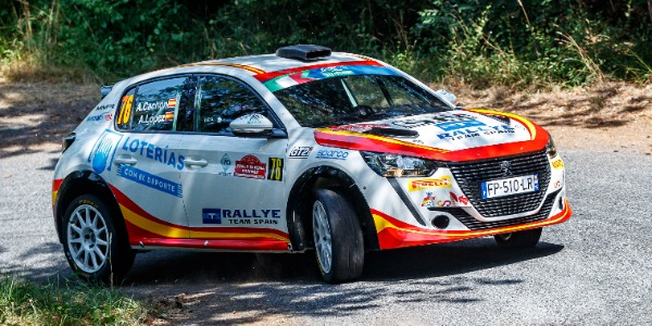 El Rallye Team Spain llega al Barum Czech Rallye Zlín ERC