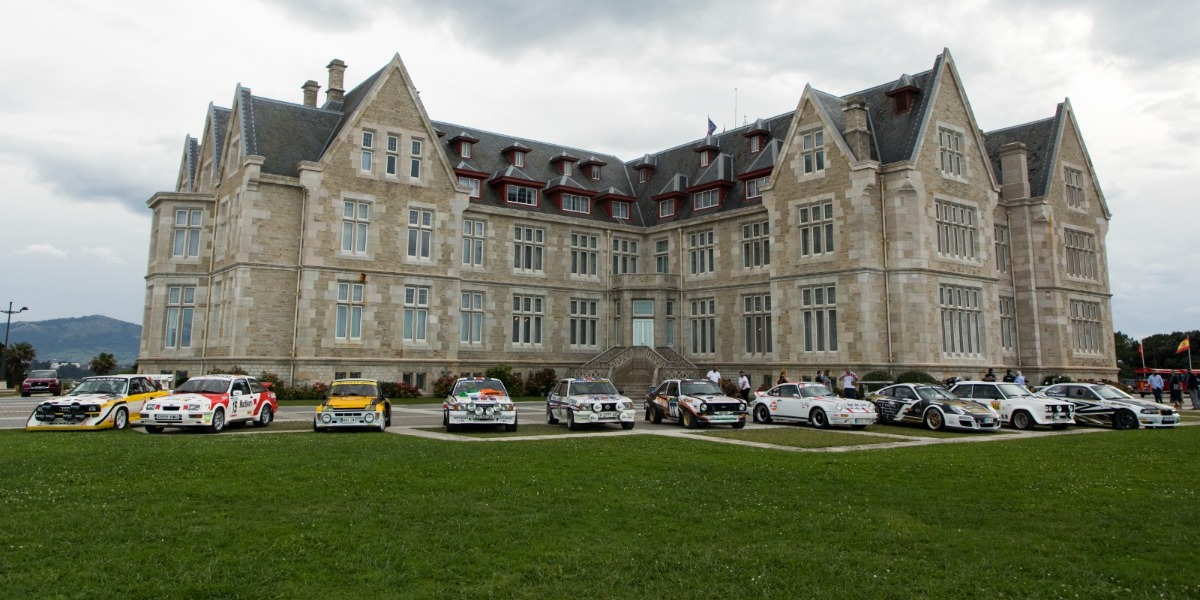 Rallye Festival Hoznayo 2021