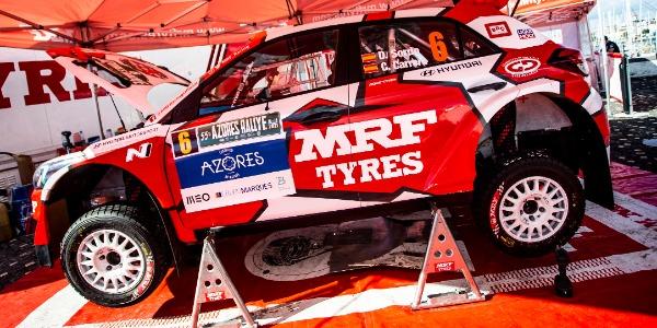 Dani Sordo se estrena en el Rally Azores, cita del ERC 2021