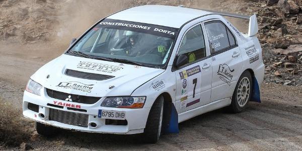 Santa Lucía de Tirajana acogerá el Rallye de Tierra de Gran Canaria