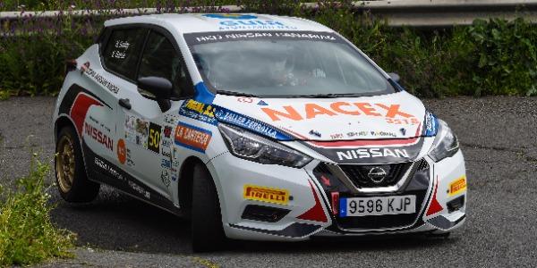 El Rallye Villa de Teror, crucial para DRI Sport Racing