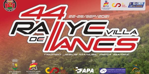 Rallye Villa de Llanes 2021