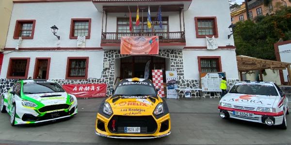 La Escudería Gomera Racing inicia los preparativos de su rally sprint