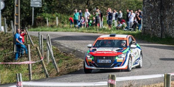 El Rally Serras de Fafe, decisivo para la Peugeot Rally Cup Ibérica