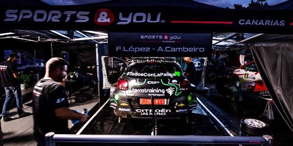 Sports & You Canarias, en el Rally Orvecame Isla Tenerife 2021
