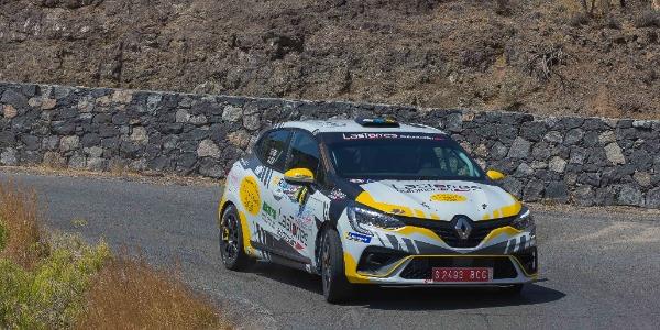 Las Torres Automoción, listos para el Rallye de Maspalomas