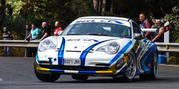 Lista Oficial de Inscritos del Rallye de Maspalomas 2021