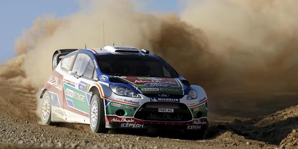Nitro para explotar al WRC