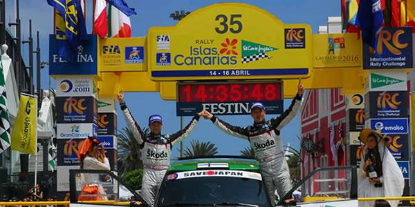 El Rally Islas Canarias 2011 desde otro punto de vista