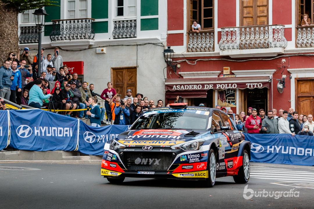 Galería Etapa 1 del Rally Islas Canarias