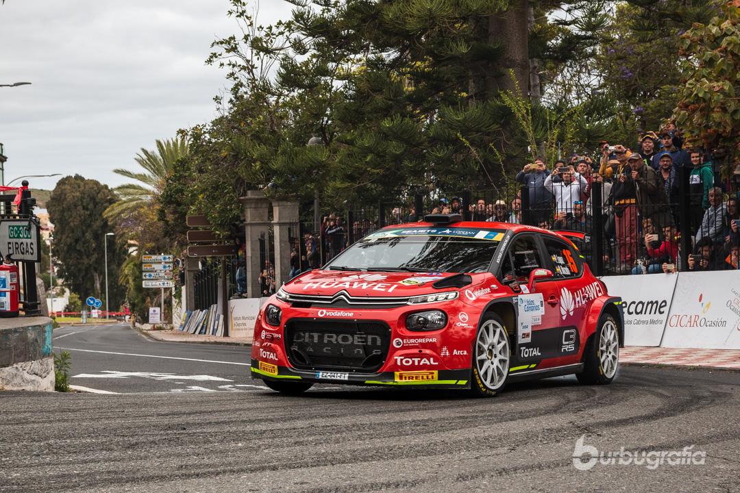 Galería Etapa 2 del Rally Islas Canarias