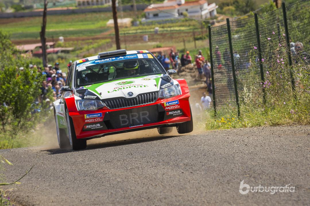 Galería Qualifying y Shakedown Rally Islas Canarias
