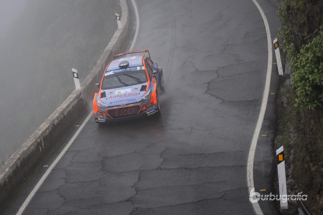 Galería Rally Islas Canarias 2020 - TC 11 Gáldar