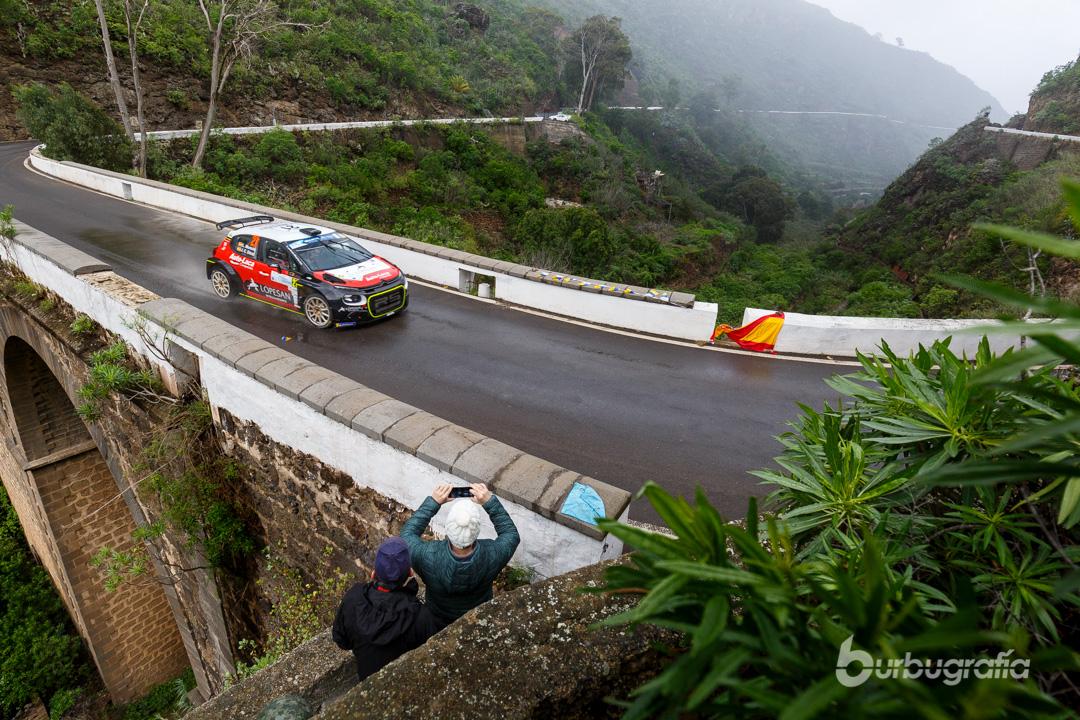 Galería Rally Islas Canarias 2020 - TC 13 Arucas