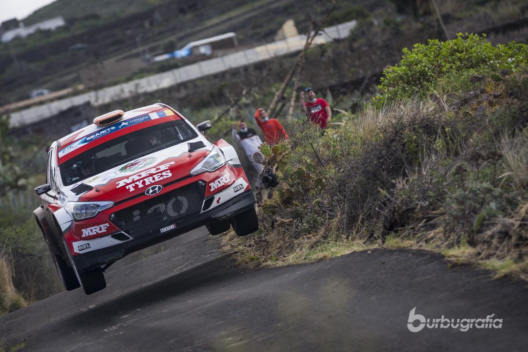 Galería Rally Islas Canarias 2020 - TC 15 Gáldar