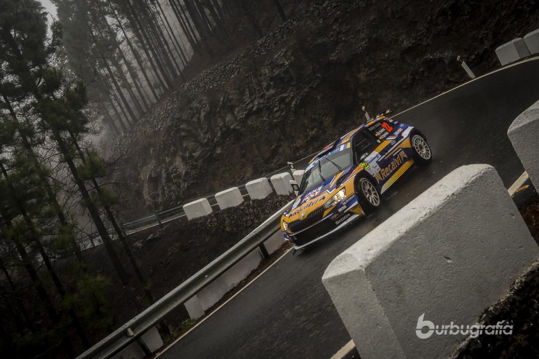 Galería Rally Islas Canarias 2020 - TC 3 Artenara