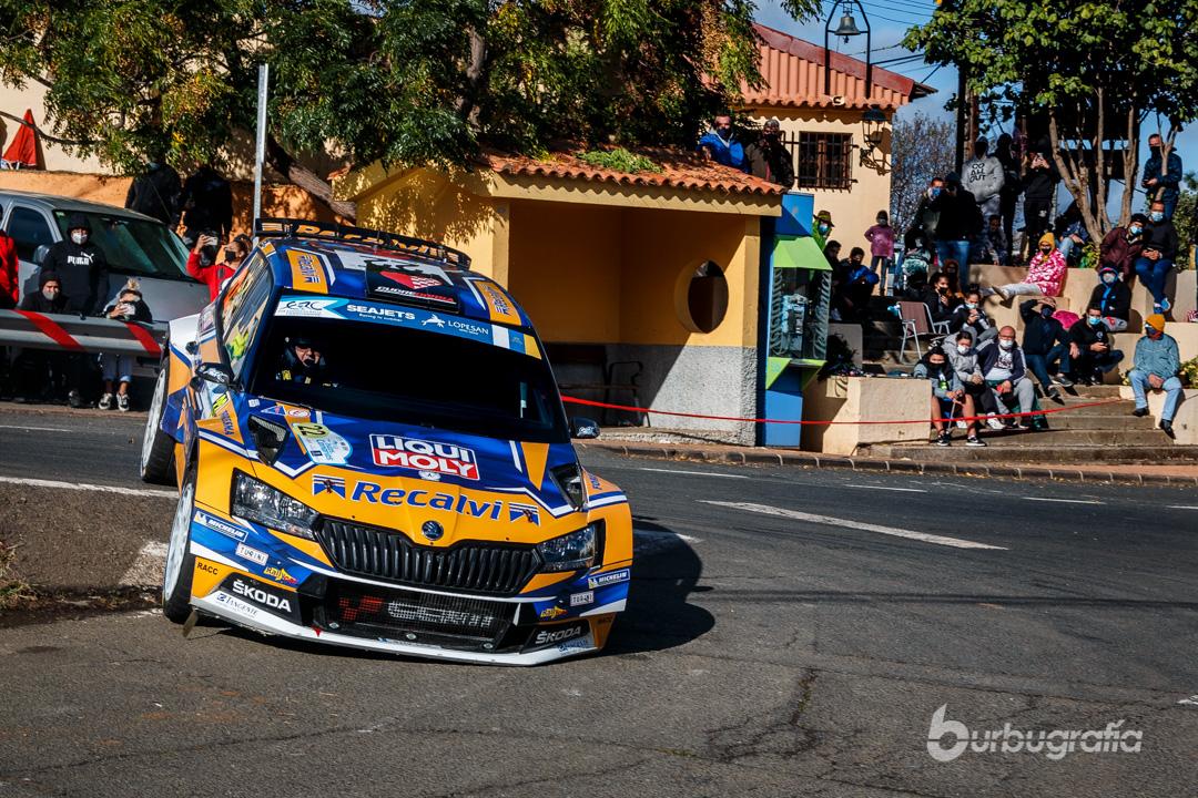 Galería Rally Islas Canarias 2020 - TC 5 Valsequillo