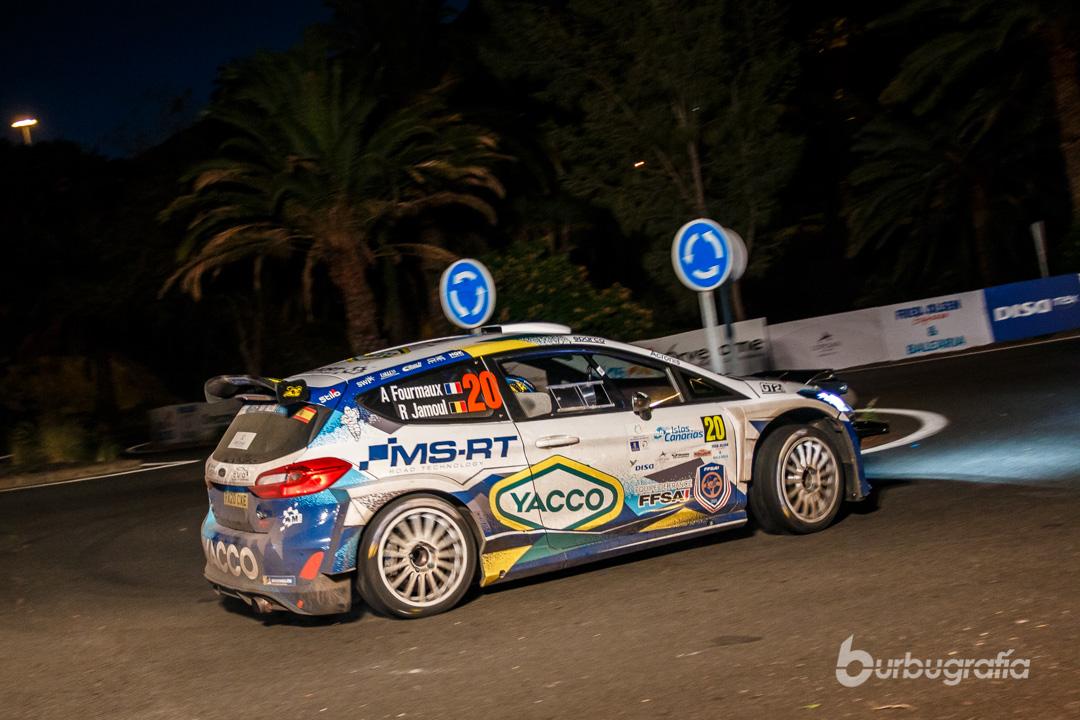 Galería Rally Islas Canarias 2020 - TC 9 Las Palmas GC