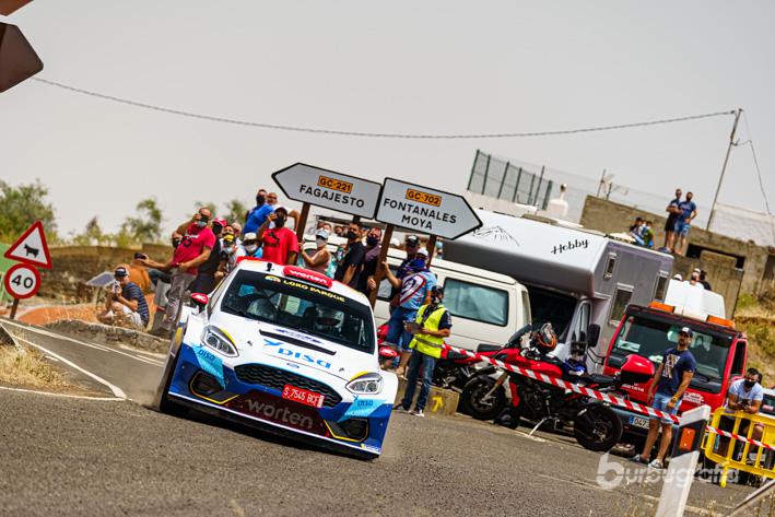 Galería del Rallye Comarca Norte 2021