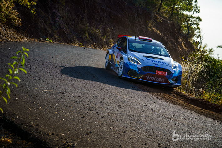 Galería Rallye Senderos de La Palma 2021 - Viernes