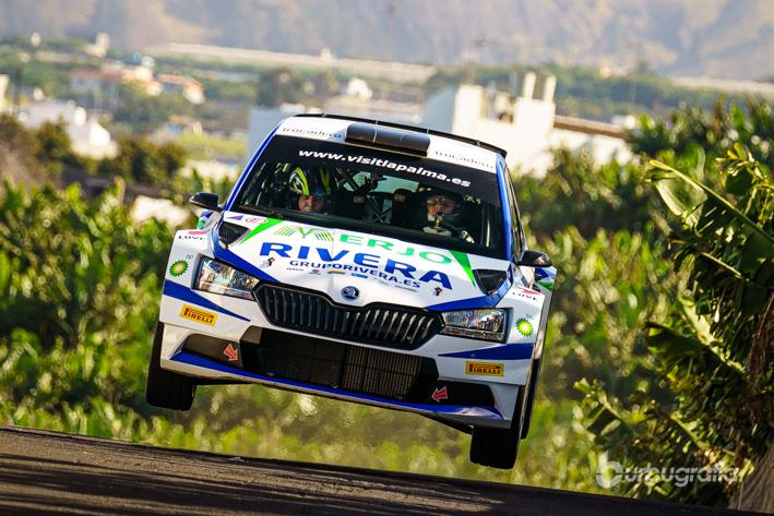 Galería Rallye Senderos de La Palma 2021 - Sábado