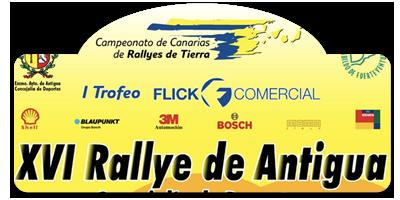 XVI Rallye de Antigua