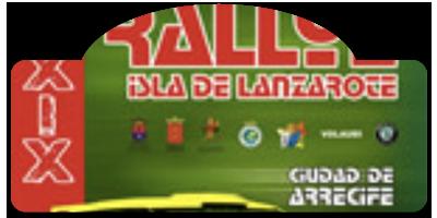 XXIX Rallye Isla de Lanzarote