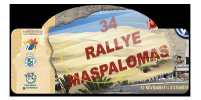 XXXIV Rallye de Maspalomas