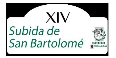 XIV Subida de San Bartolomé