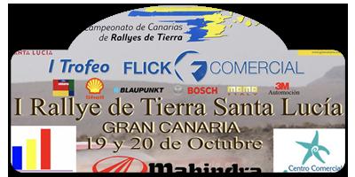 I Rallye de Tierra de Santa Lucía