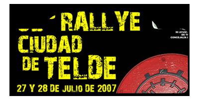 XXXII Rallye Ciudad de Telde