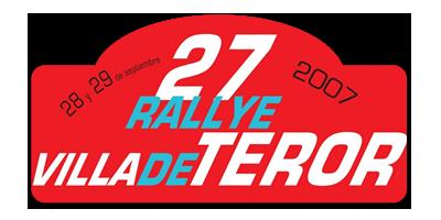 XXVII Rallye Villa de Teror