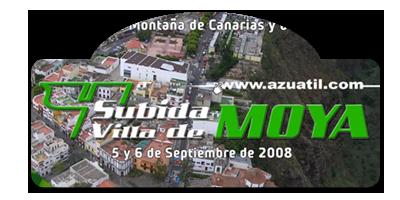 4ª Subida Villa de Moya