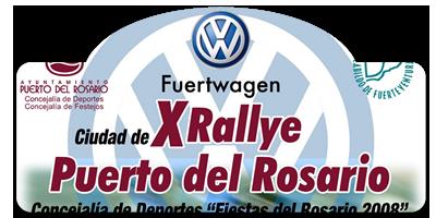 X Rallye Ciudad de Puerto del Rosario